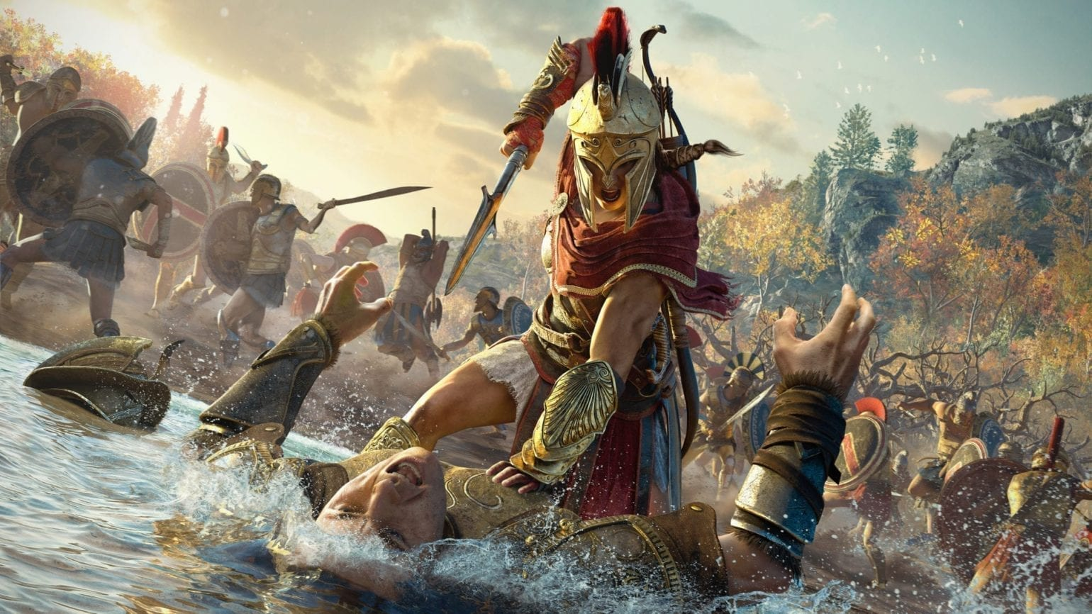 assassins creed odyssey-trailer