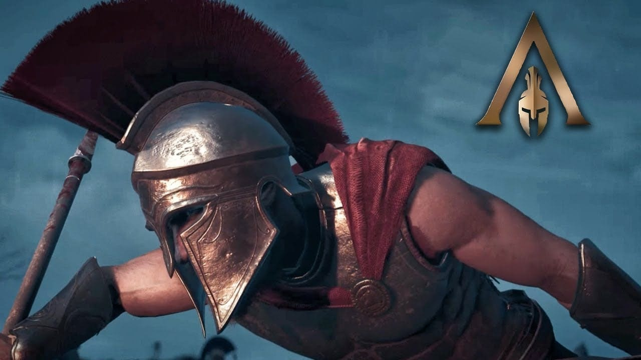 assassin's creed odyssey-gameplay-gameonalbania