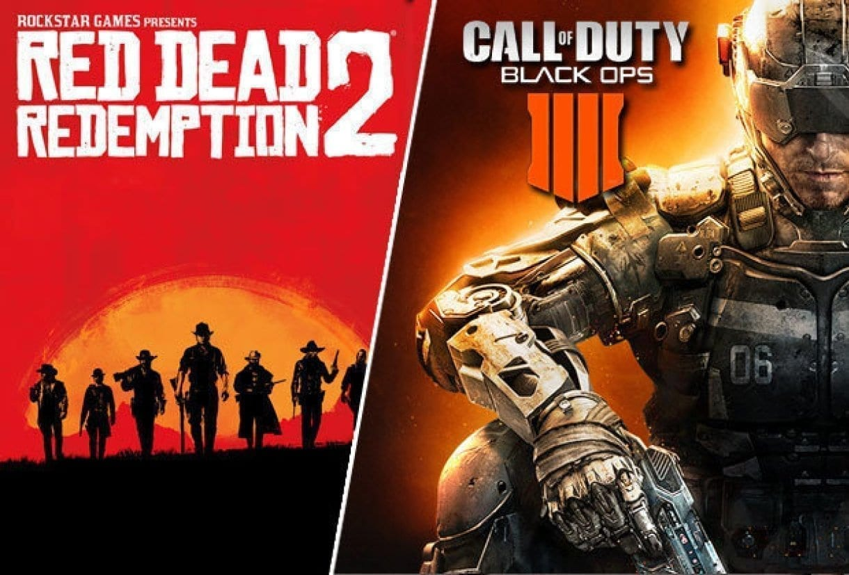 call of duty-red dead redemption-fallout-assassin's creed