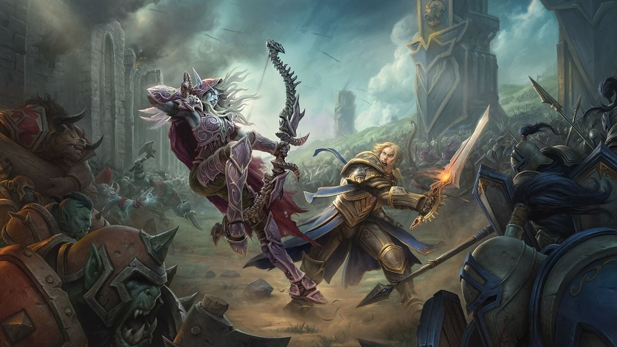 world of warcraft-battle for azeroth