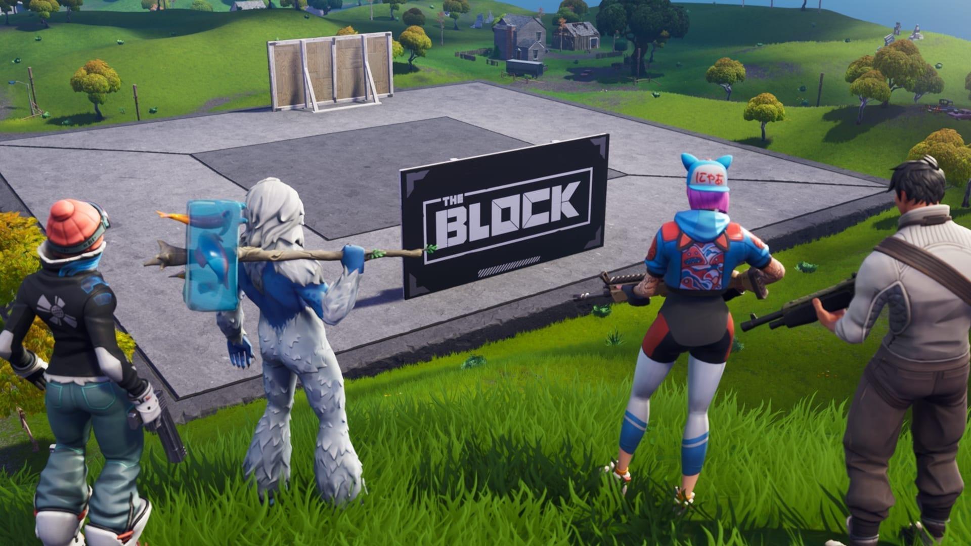 fortnite-the-block