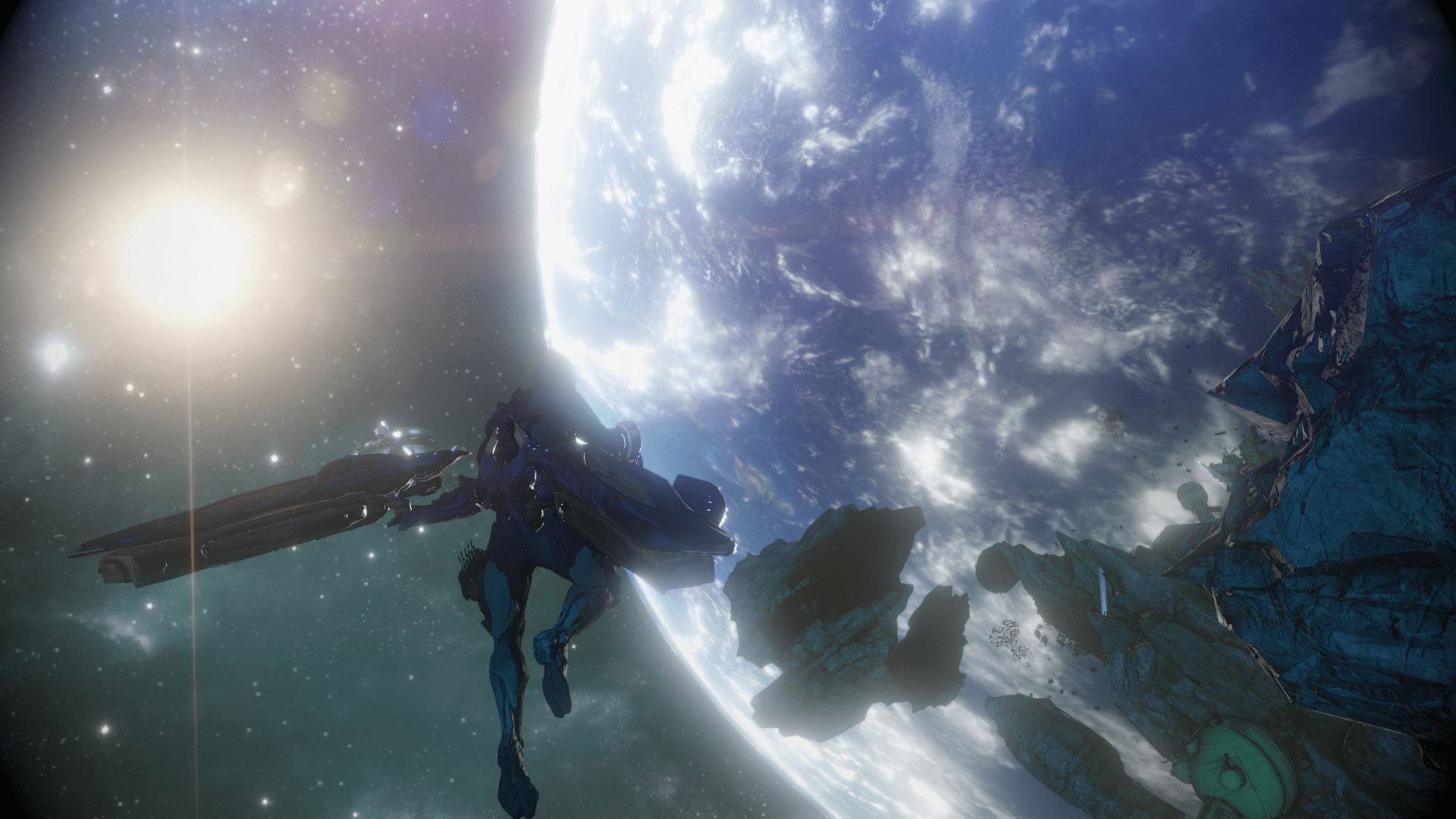 warframe-space