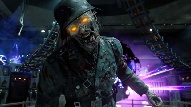 cold war zombies
