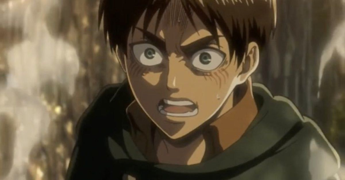 attack on titan, eren