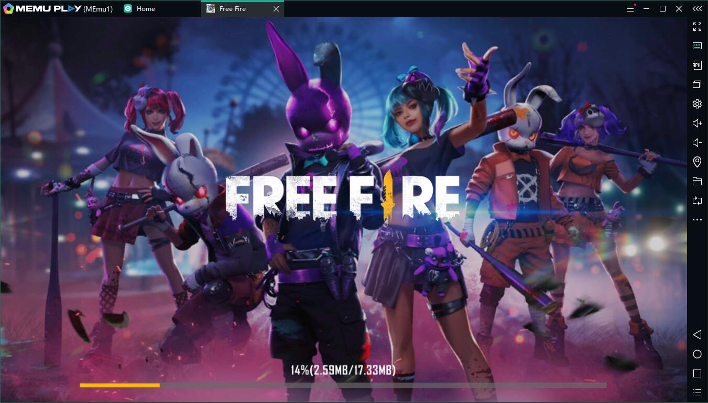 free fire, pc,