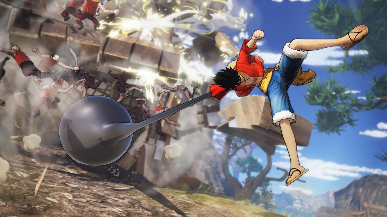 one piece, anime, Nintedo Switch