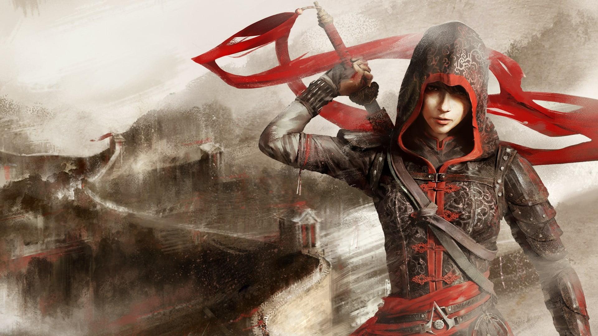 Assassin's Creed Chronicles: China, falas, free,