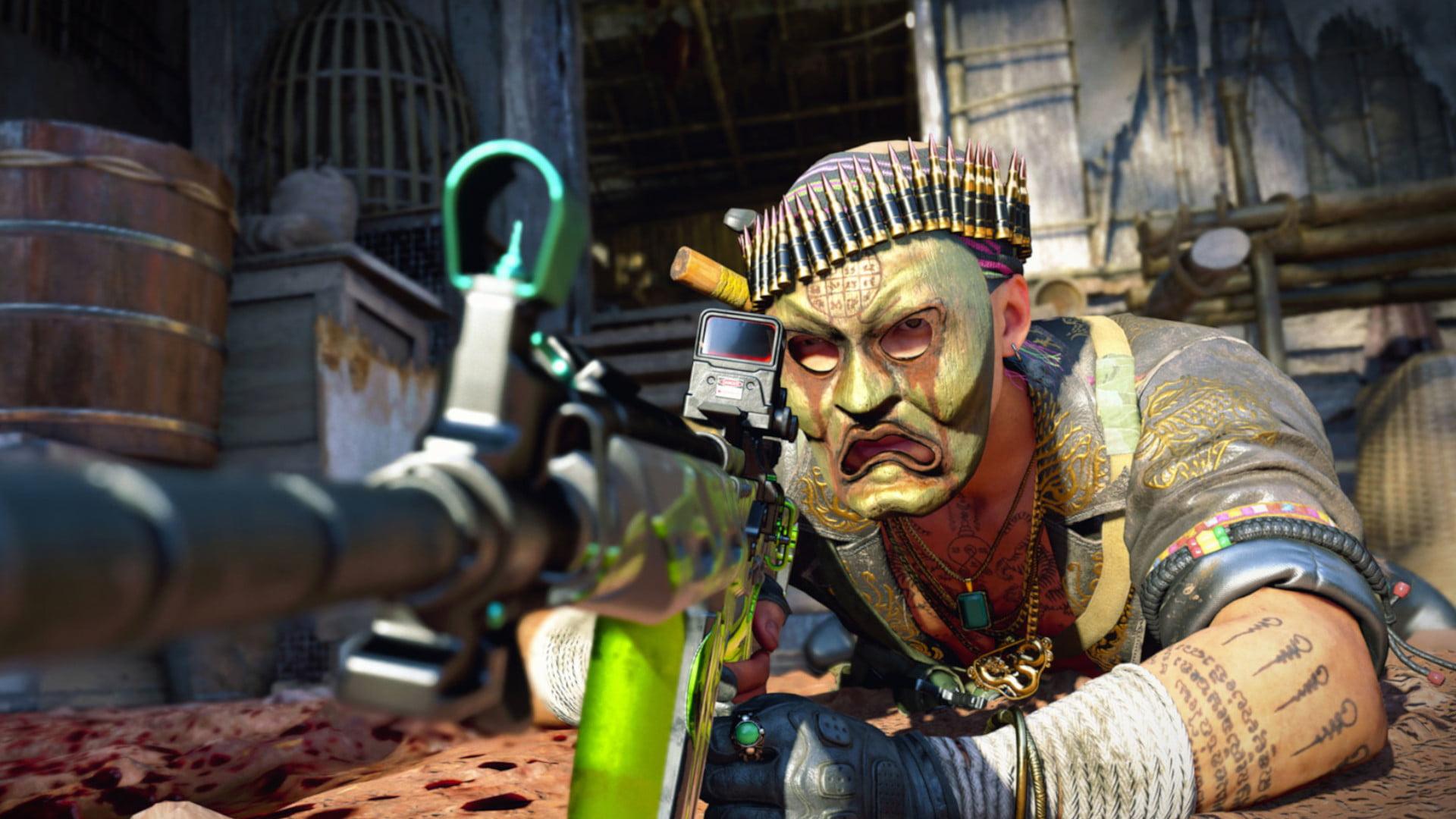 Black Ops Cold War mund të sjellë një open world Zombies