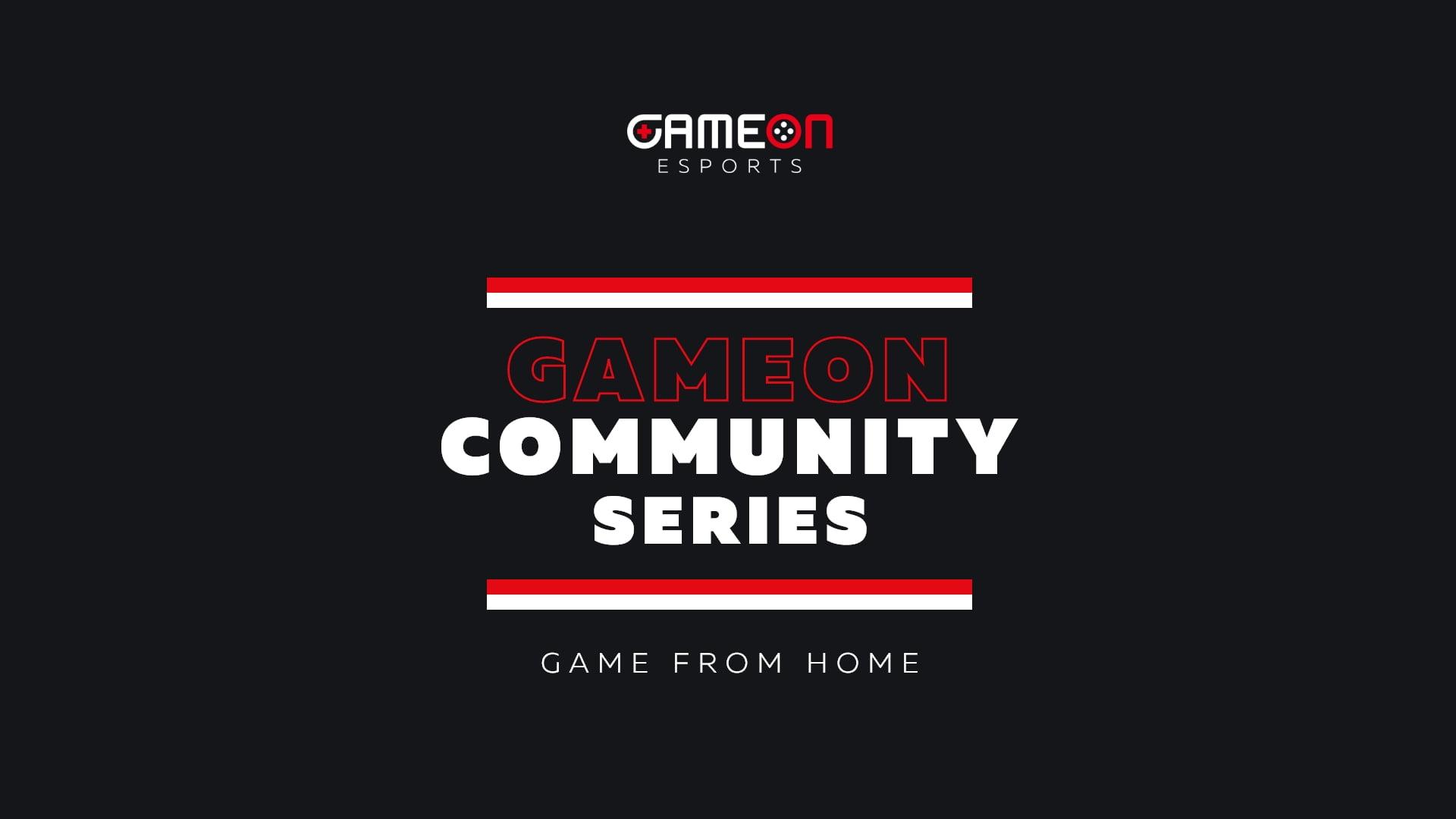 gameon community series, pubg mobile,