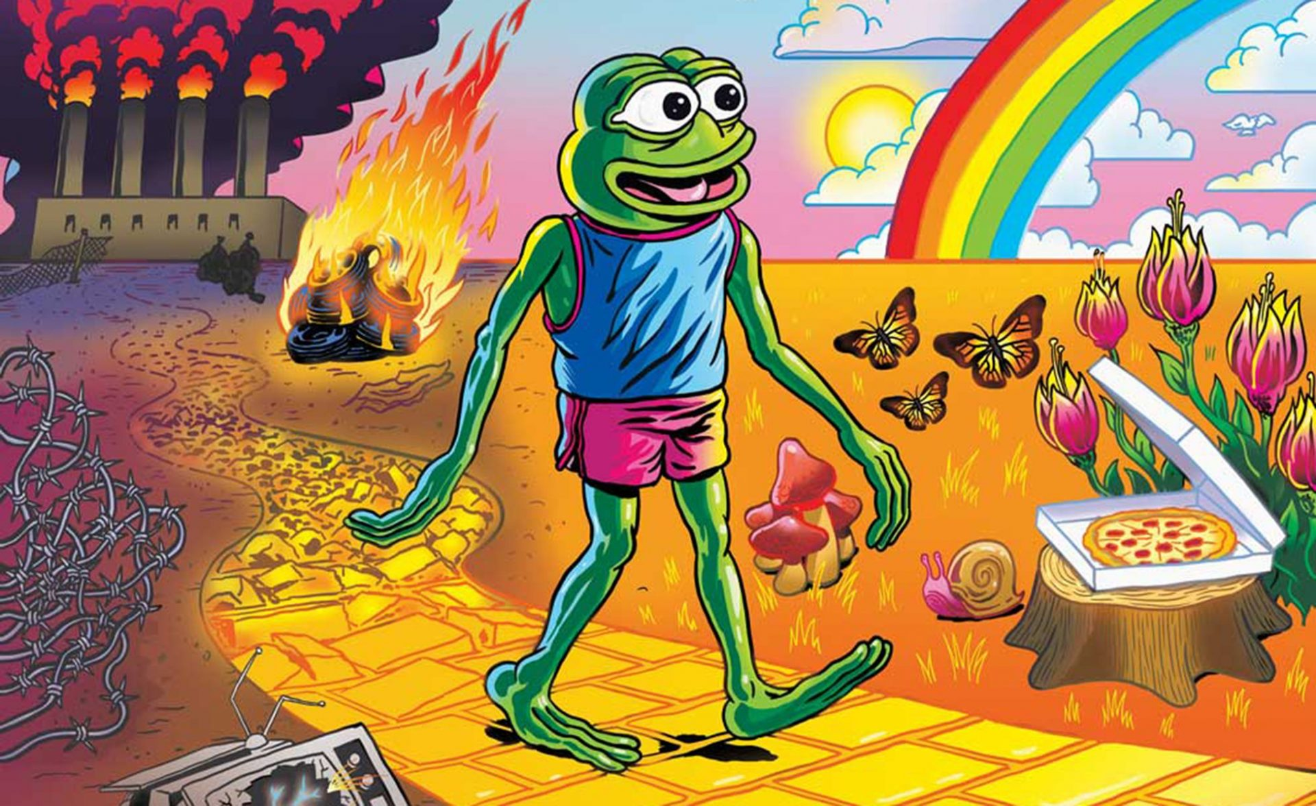 pepe the frog, twitch, emote,