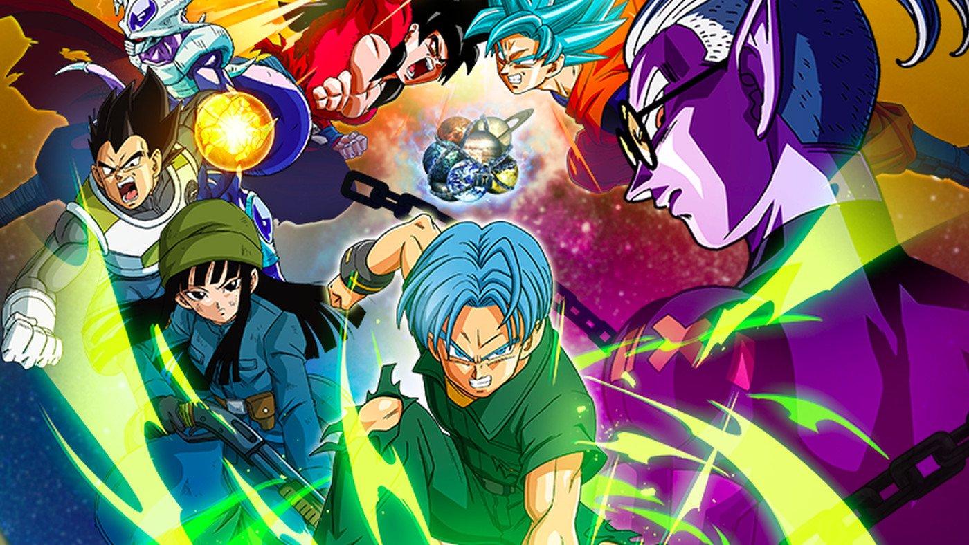 dragon ball heroes, anime,