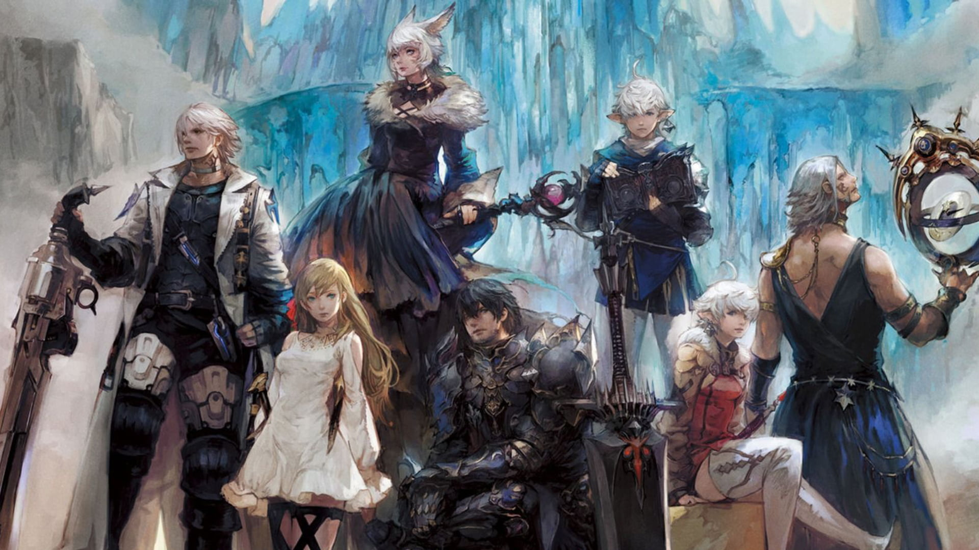 final fantasy 14,