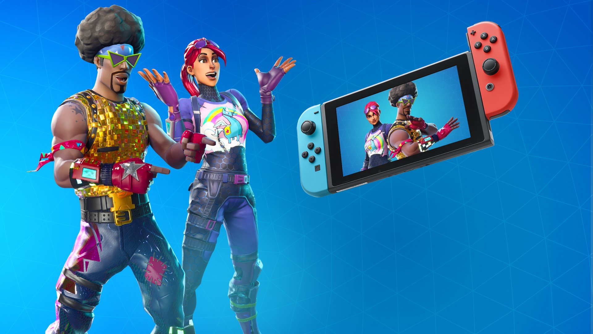 fortnite, nintendo switch, update,