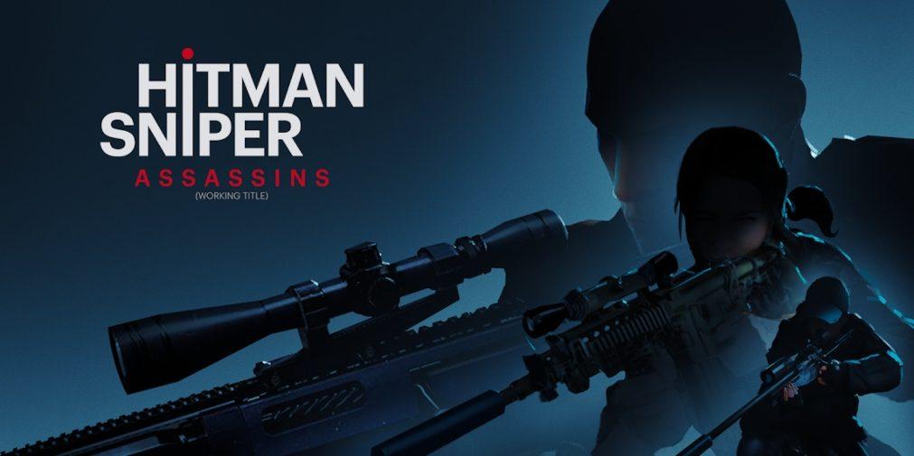 hitman sniper assassins mobile, square enix montreal