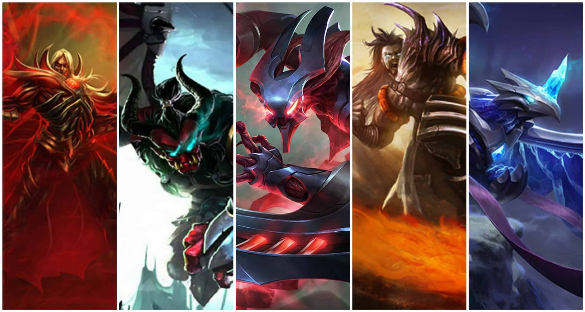 League of Legends, legendary skins,
