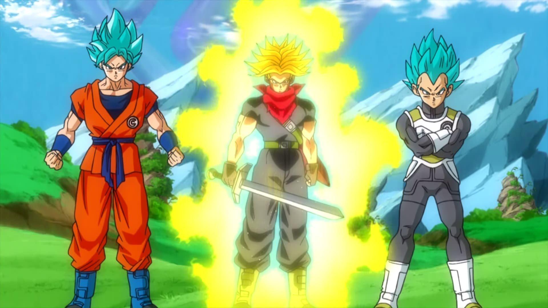 dragon ball heroes, anime, arc,
