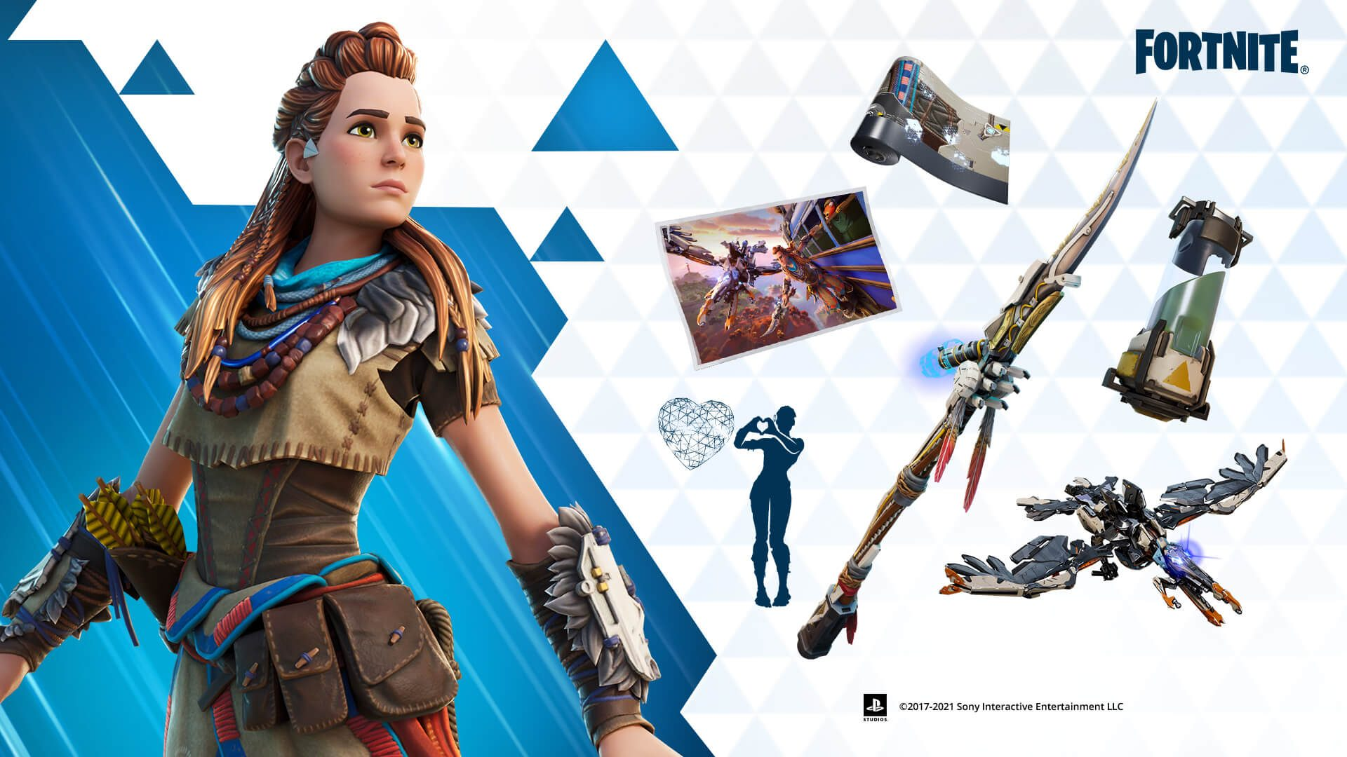 aloy, fortnite,