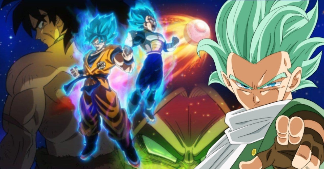 dragon ball super, broly,