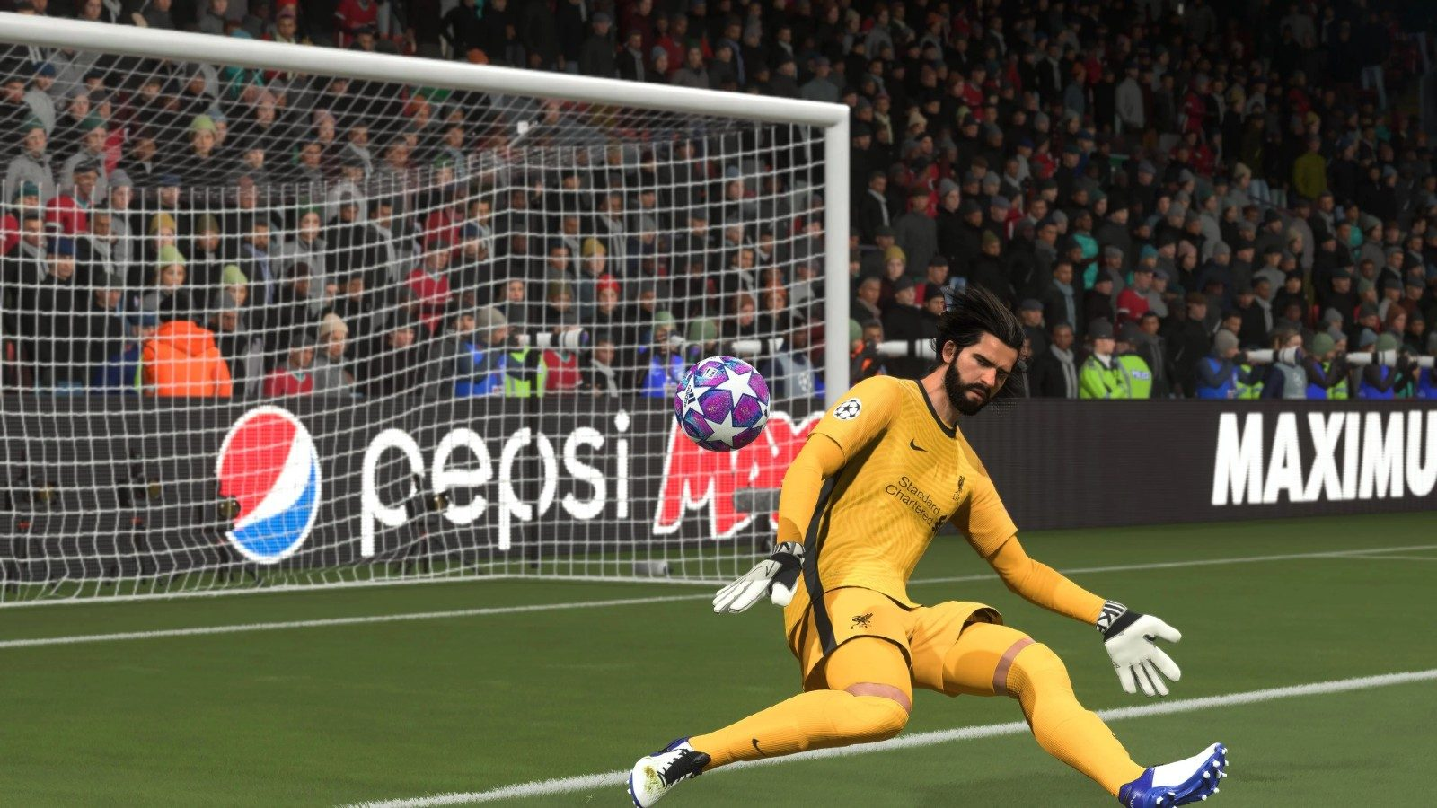 FIFA 21-Alisson