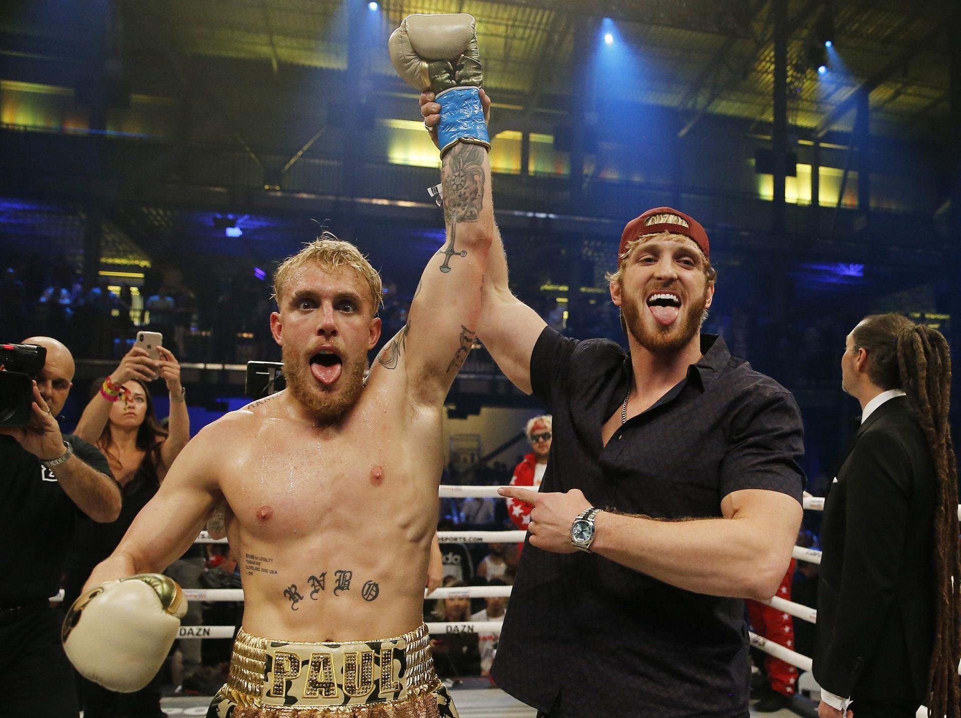 boxing- Logan Paul