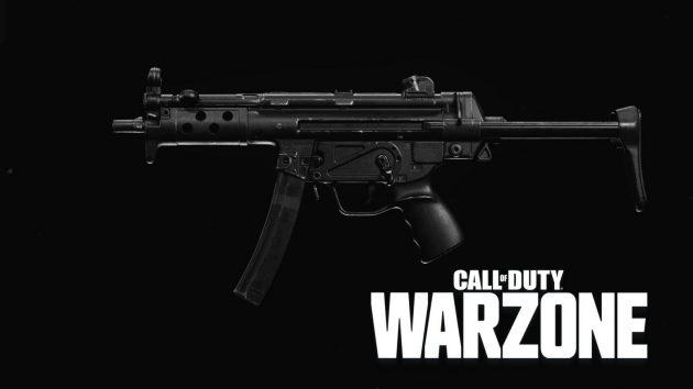 Warzone, MP5,