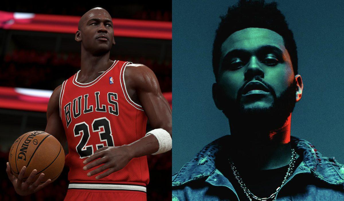 the Weeknd-2K