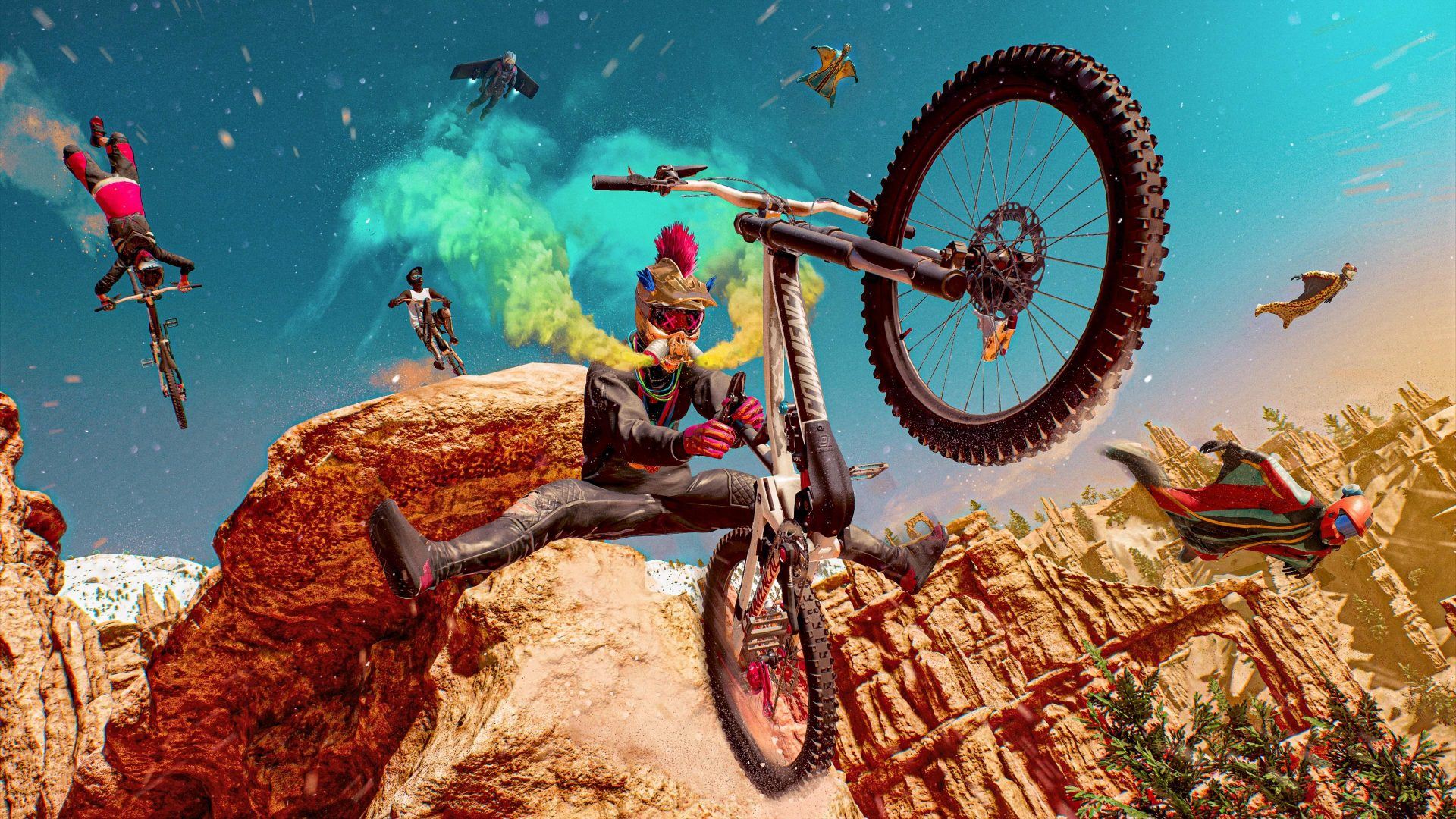 riders republic closed beta, ubisoft,