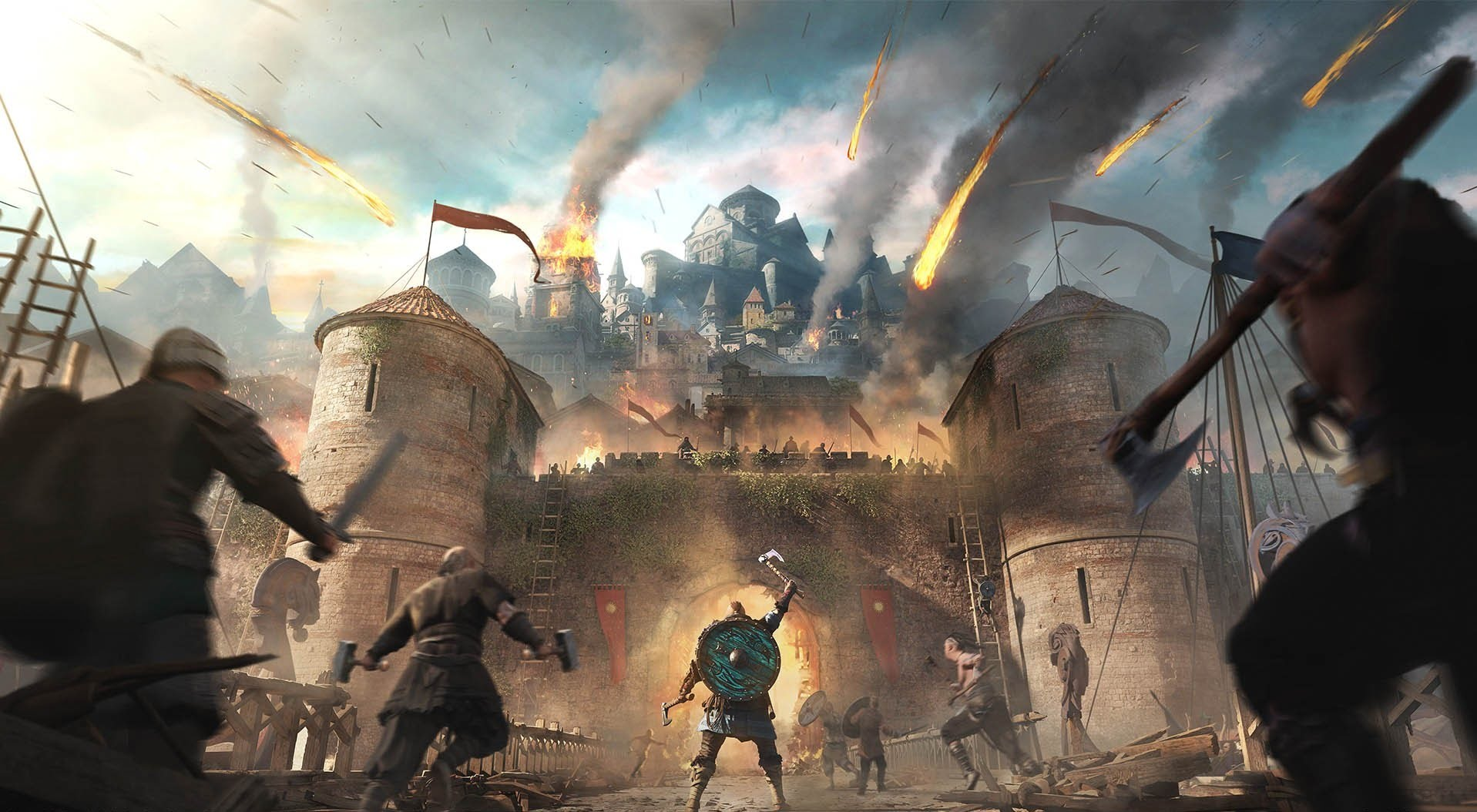 valhalla, the siege of paris, dlc, assassin's creed,