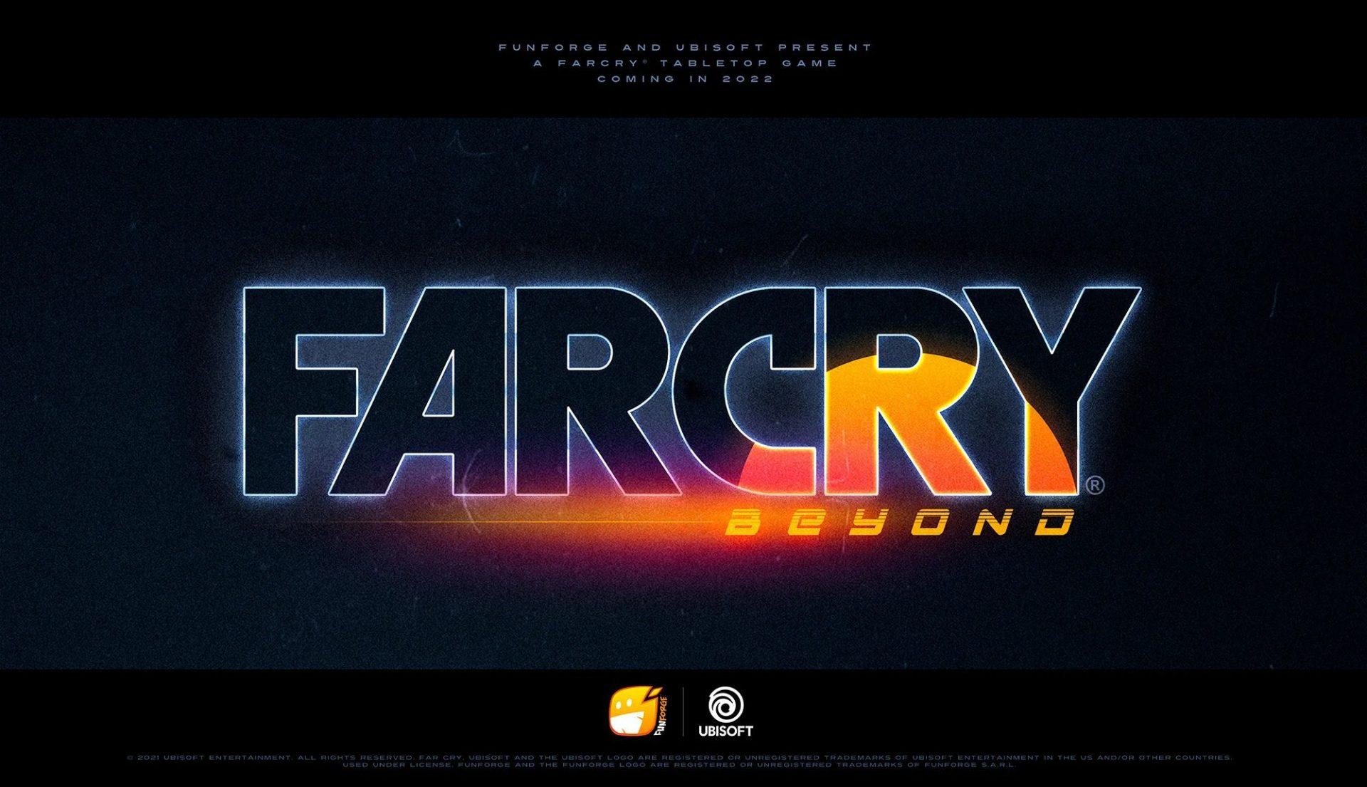 far cry beyond,