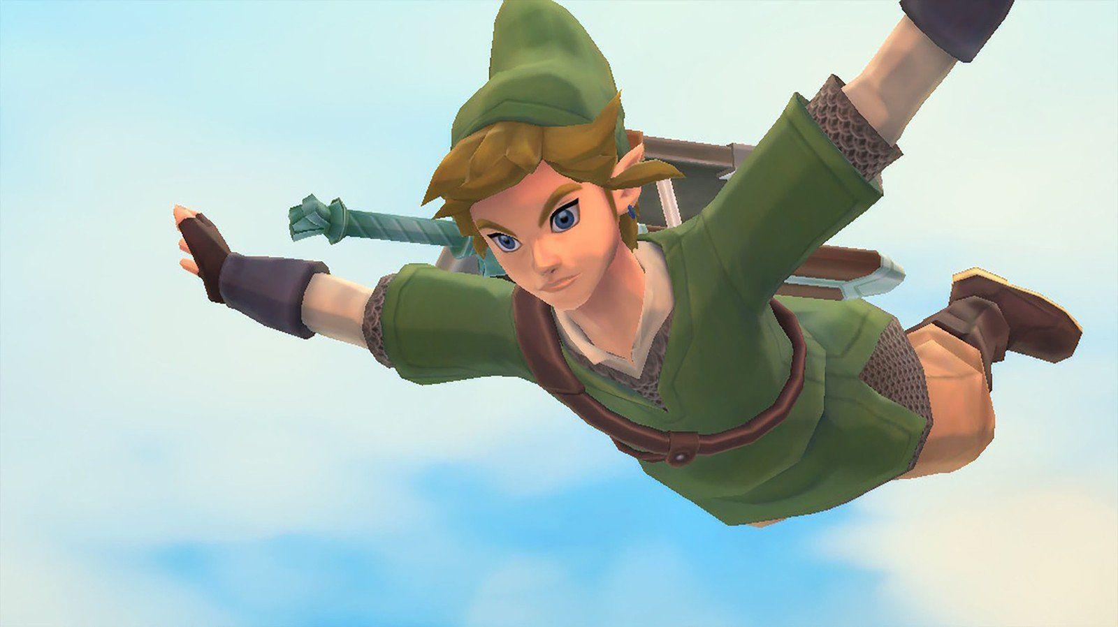 legend of zelda, link, nintendo switch, wii, skyward sword hd,